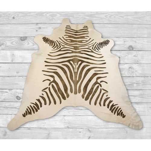 Natural Cowhide Area Rug...