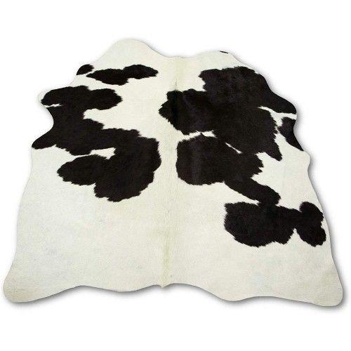 Kuhfell Teppich aus echtem...