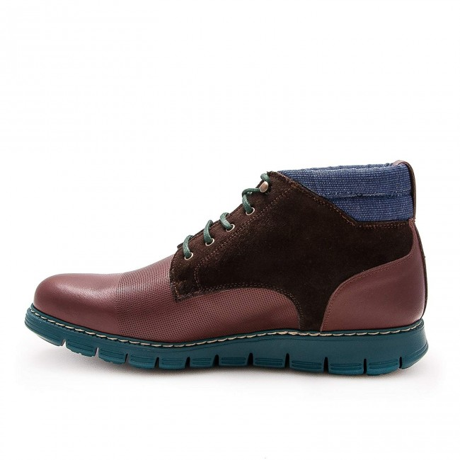 Leather Boots for Men, Casual Boots for Men, Trekking Boots Men 3