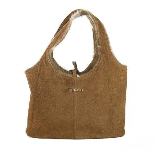 Reversible calfskin bag...