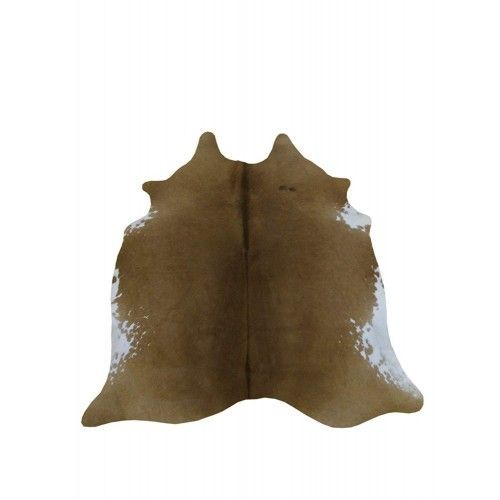 Cowhide Area Rug, 74x66 in,...