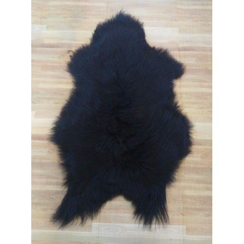 Natural Lamb Hide Area Rug....