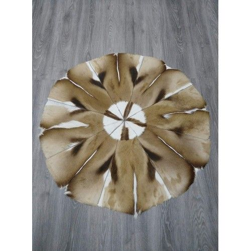 Gazelle Area Rug, 47 in,...