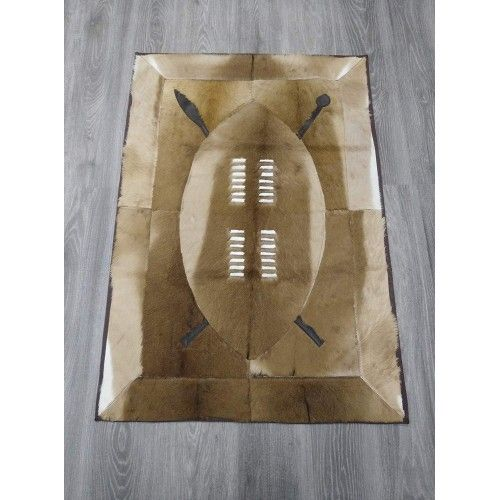 Gazelle Area Rug, 48x32 in,...