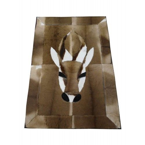 Gazelle Area Rug, 48x33 in,...