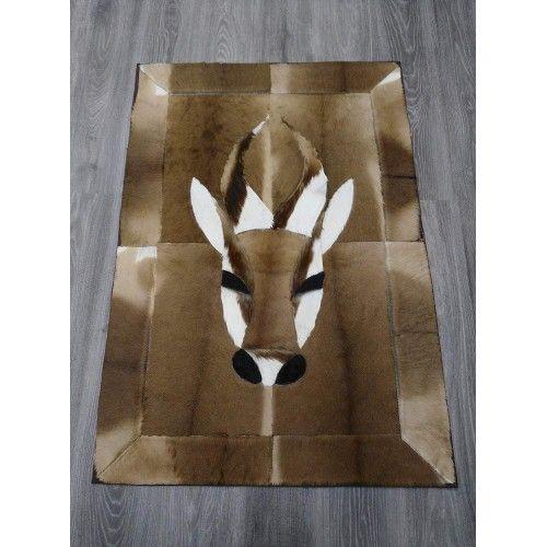 Gazelle Area Rug, 48x33 in,...