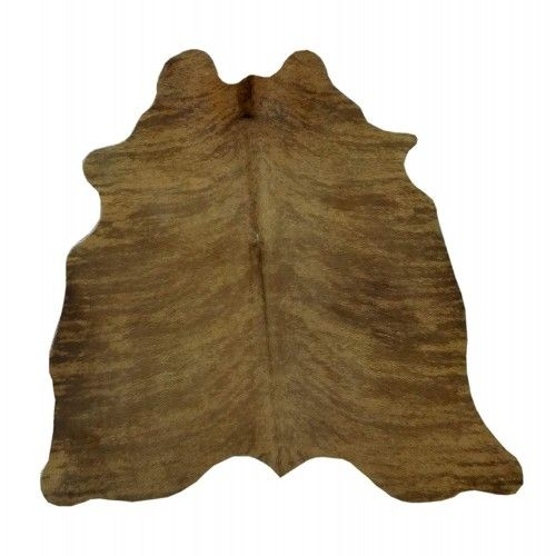 Cowhide Area Rug, 57x47 in,...