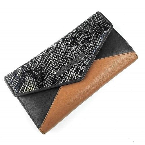 Leather Wallet for Women,...