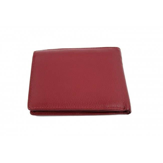Leather Wallet for Men, Leather Wallet with Coin Pocket, Men Wallet 3