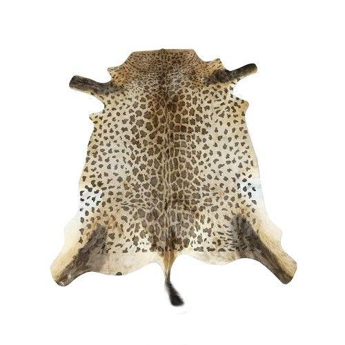 Antelope Area Rug Leopard...