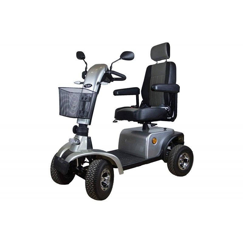 Mobility Scooter with Lights, Electric Scooter for Adults 1