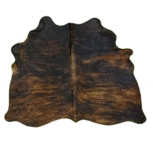 Cowhide Area Rug, 57x66 in,...