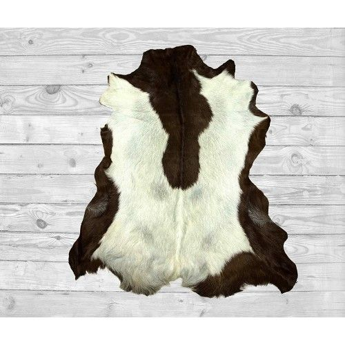 Goat Area Rug, 41x29 in,...
