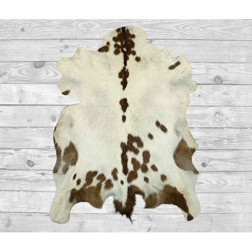 Goat Area Rug, 37x27 in,...