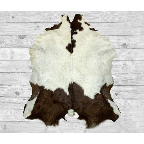 Goat Area Rug, 41x27 in,...