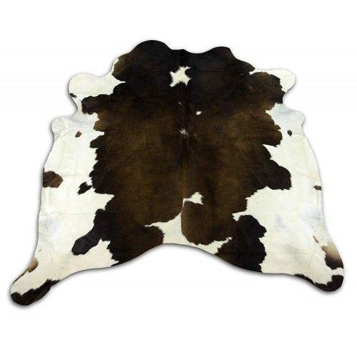 Alfombra de piel de vaca...