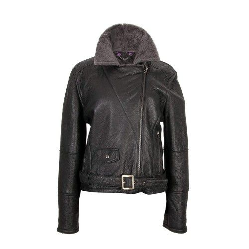 Leather Jacket Women,...
