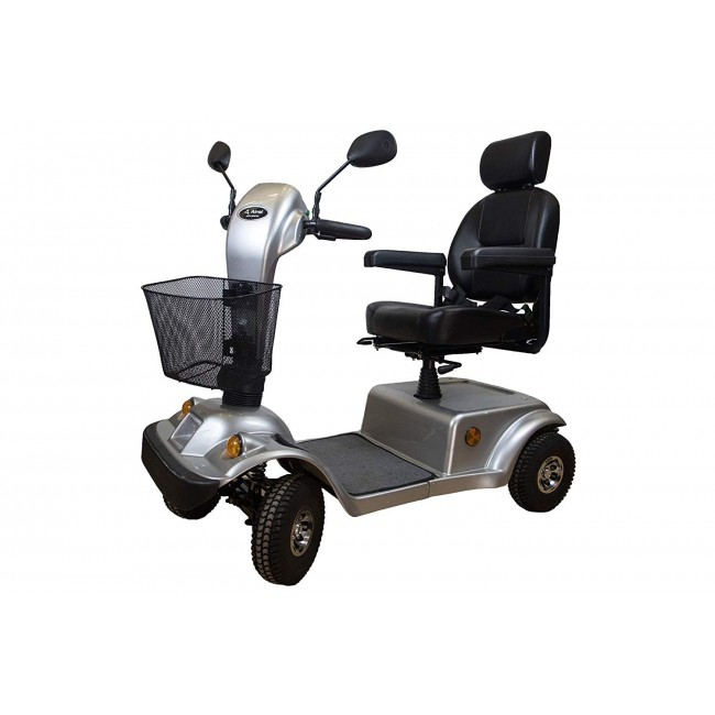 Mobility Scooter with Lights, Electric Scooter for Adults 9