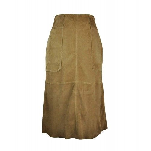 Leather Skirt Women, Casual...