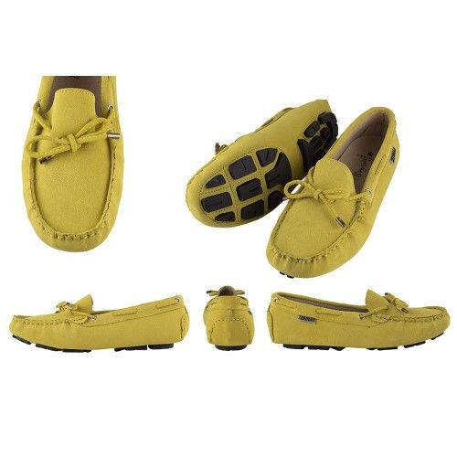 Leather Mocassins Women,...