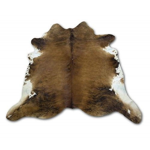 Cowhide Area Rug, 82x90 in,...