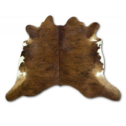 Cowhide Area Rug, 88x88 in,...