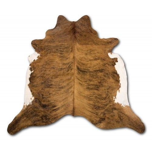 Cowhide Area Rug, 90x82 in,...