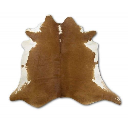 Cowhide Area Rug 84x80 in,...