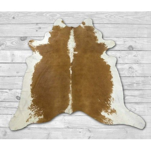 Cowhide Area Rug 84x82 in,...