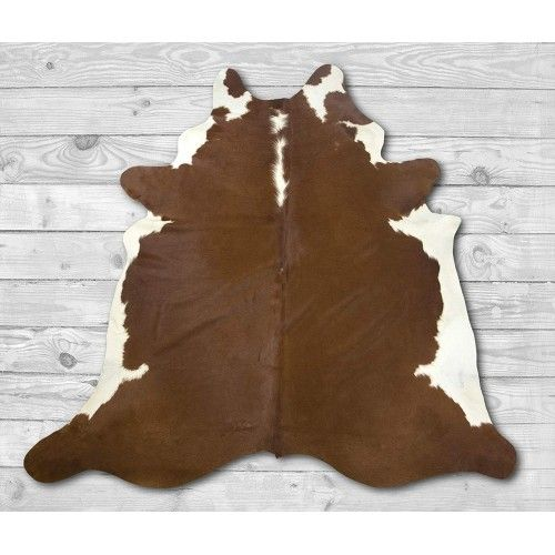 Cowhide Area Rug 88x80 in,...