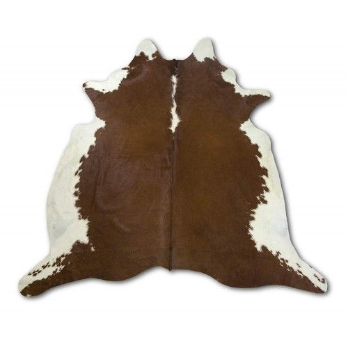 Cowhide Area Rug 88x84 in,...
