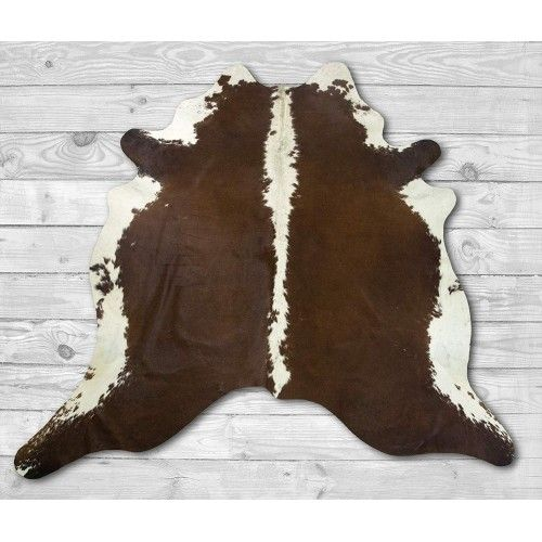 Cowhide Area Rug 84x84 in,...