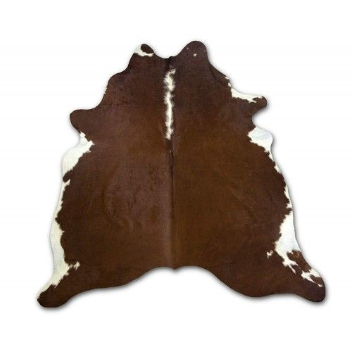 Cowhide Area Rug 84x78 in,...