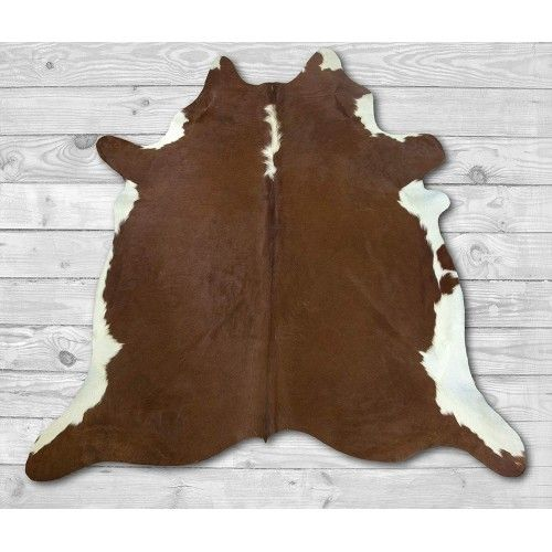 Cowhide Area Rug 78x86 in,...