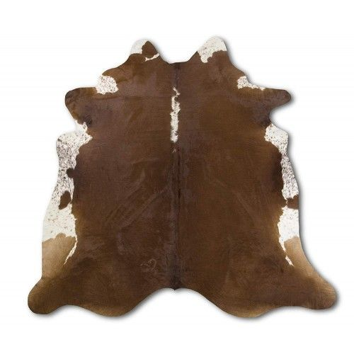Cowhide Area Rug 82x78 in,...