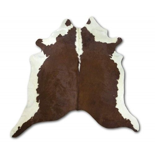 Cowhide Area Rug 90x78 in,...