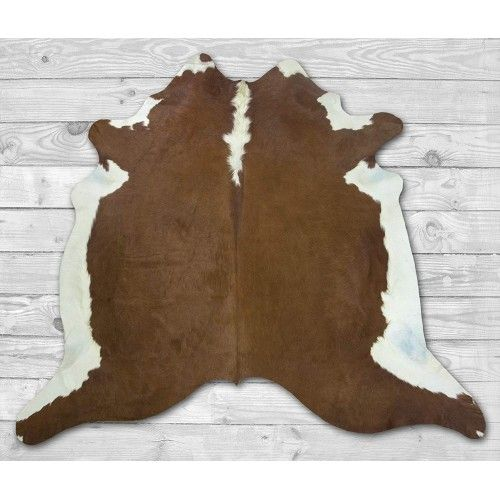 Cowhide Area Rug 82x84 in,...