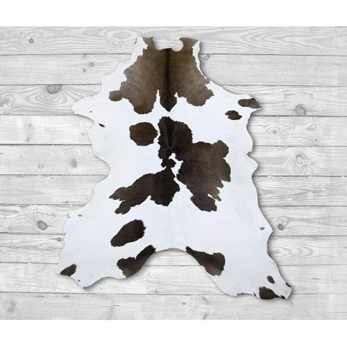 Cowhide Area Rug 49x33 in,...