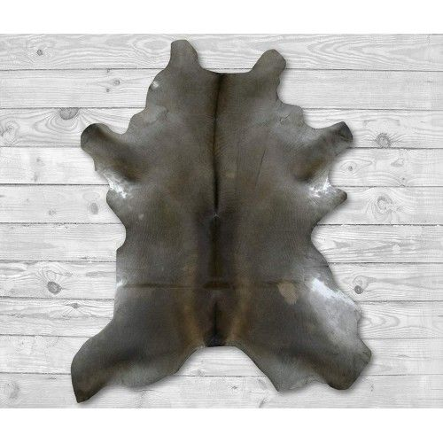 Cowhide Area Rug 47x35 in,...