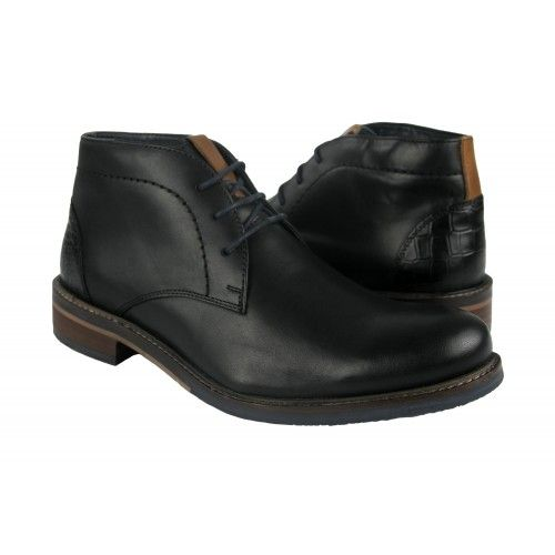 Classic leather ankle boots...