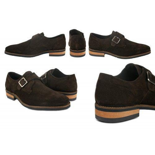 Zapato clasico estilo monje...