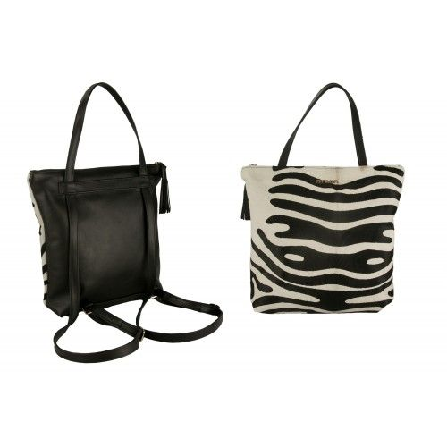 Handmade leather backpack...