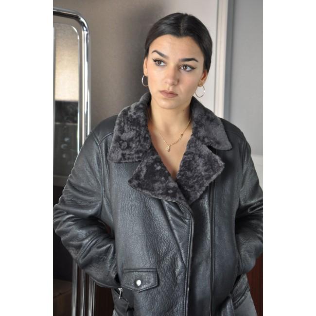 Leather Jacket Women, Leather Jacket for Women, Casual Jacket Women 1