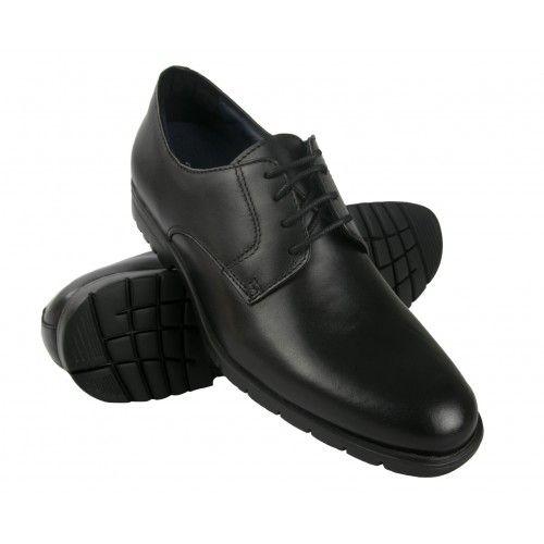 Podstawowe czarne buty...
