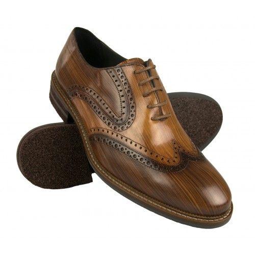 Zapatos de piel oxford...