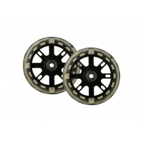 Pack of two spare wheels...