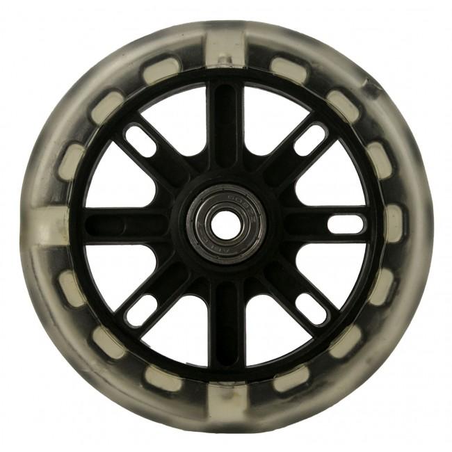 Pack de dos ruedas de repuesto con luces para patinete