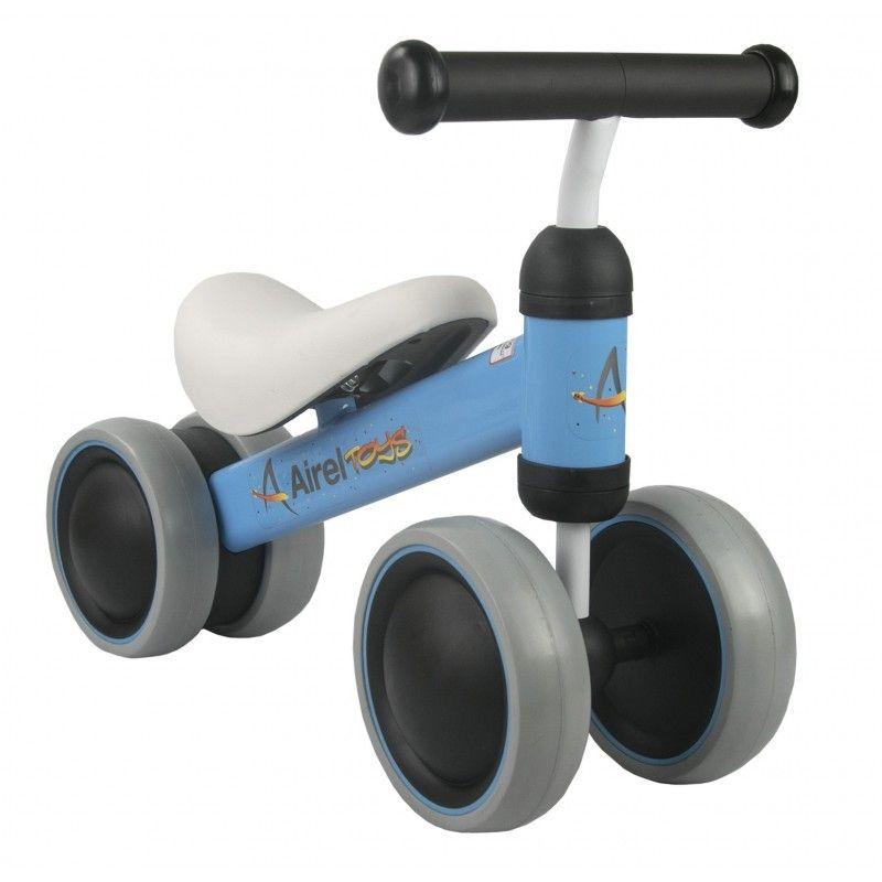 Correpasillos - Triciclo sin pedales de 0 a 3 años