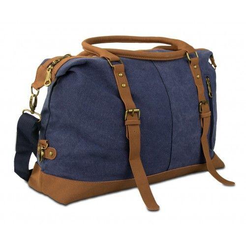 Travel bag made of fabric...