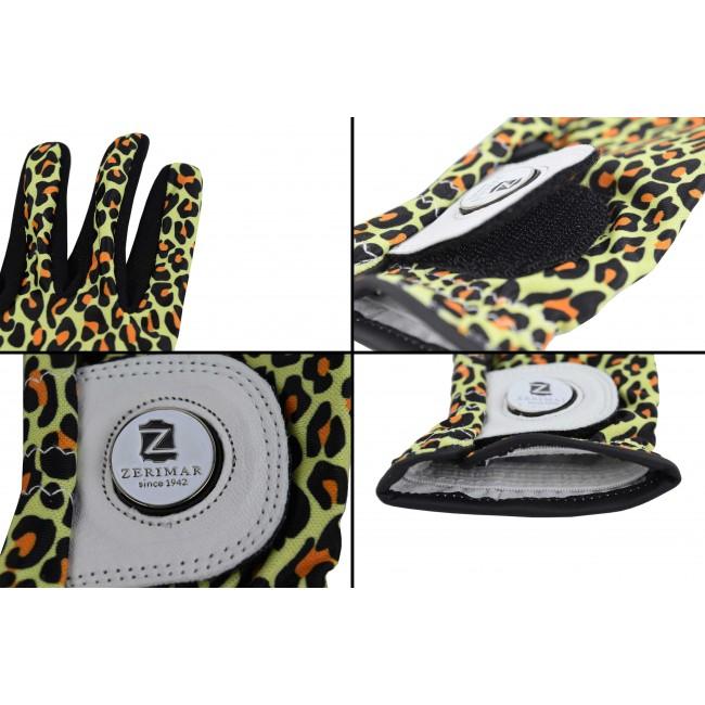 Pack de guantes de golf de piel izquierdos para hombre